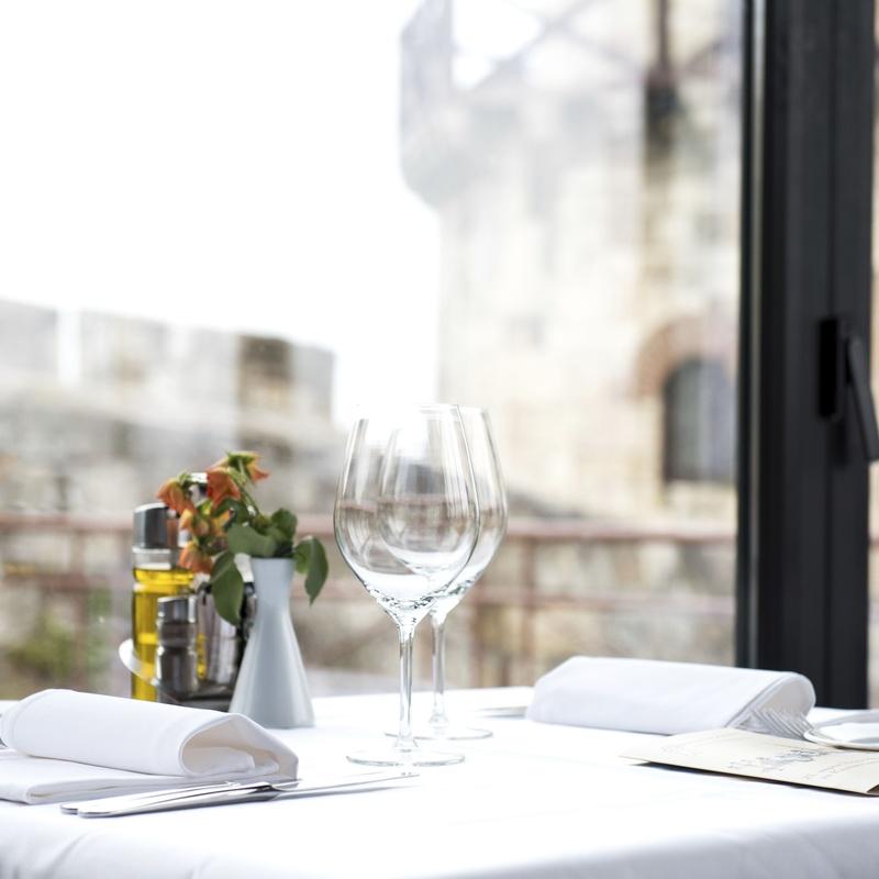 Menú 2: Menús para Bodas y Empresas de Restaurante Untzigain - Museo el Barco