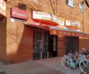 Tienda de motos en Sevilla