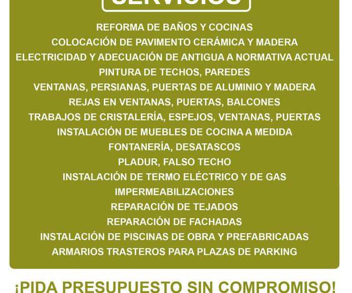 Empresa de reformas en Santa Cruz de Tenerife