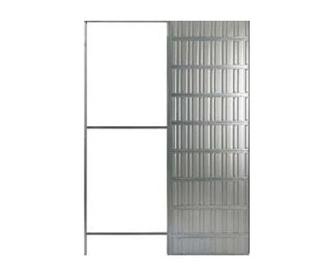 9.2.4. Maneta 7658 (aluminio):  de Puertas Miret