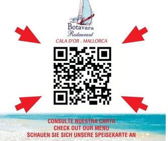 Sopas y pastas: Sugerencias de Restaurante Botavara