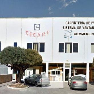 Fabricación e instalación de carpintería exterior de PVC