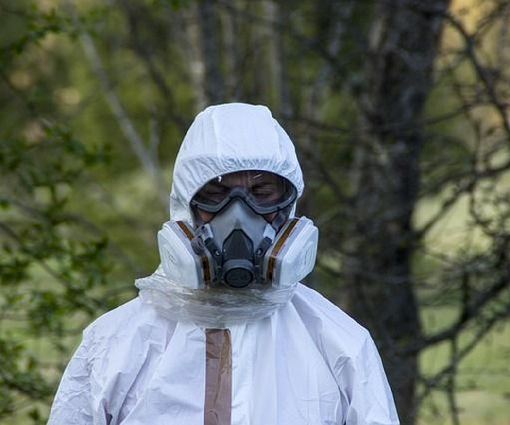 El delicado proceso de la retirada de amianto