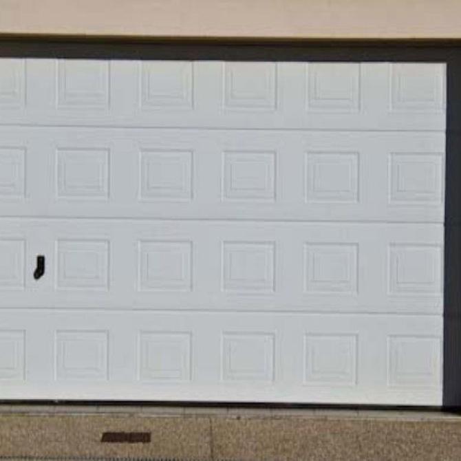 Las puertas correderas residenciales