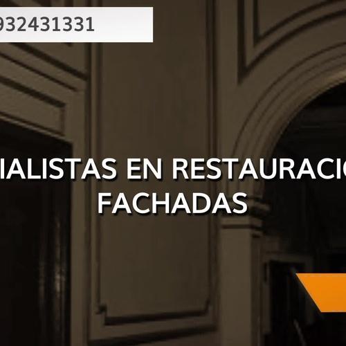 Rehabilitación de fachadas en Sabadell
