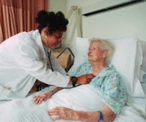 Servicio de atención a personas mayores