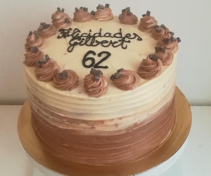layer cake cumpleaños