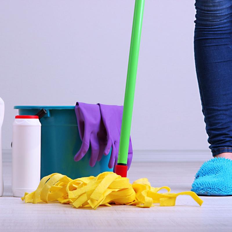 Limpieza: Servicios de CRG Ebusus