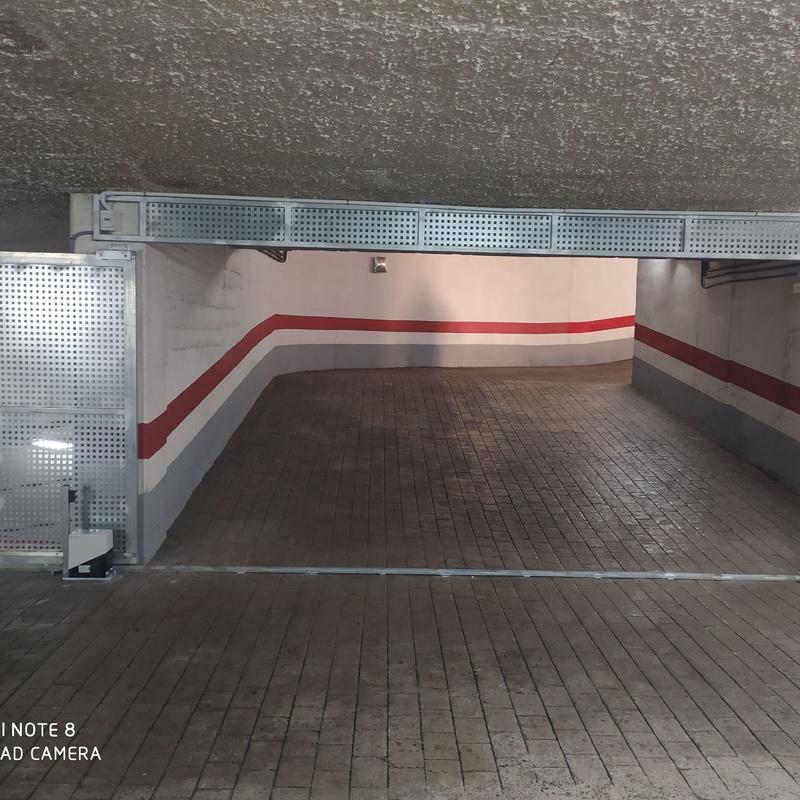Puertas correderas: Servicios de JLS Puertas automáticas y Cerrajería