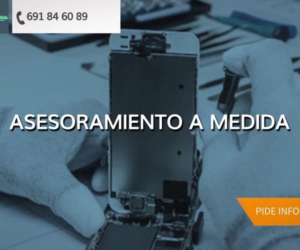 Cursos de reparación de móviles en Córdoba   AP. Phone