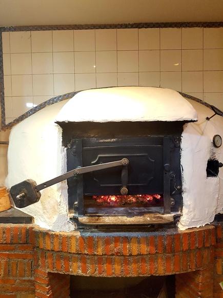 Estamos muy orgulloso de nuestro nuevo horno ...