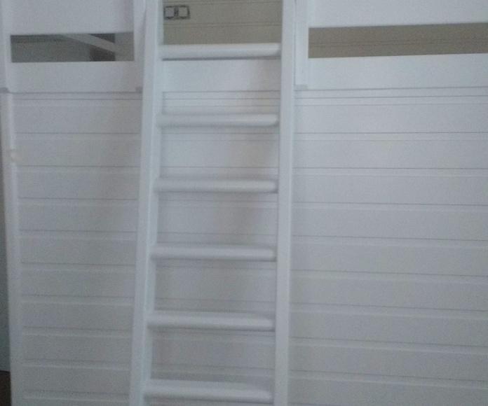 Small Wooden loft