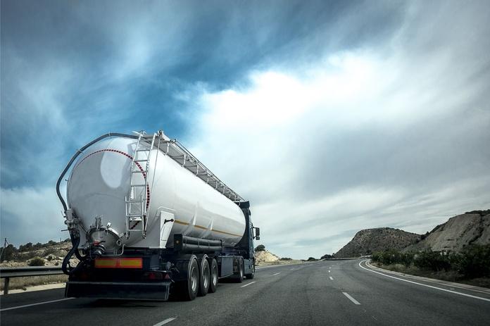 Nuestros camiones: Servicios de Gasóleo Martín