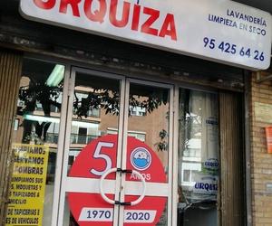 Tintorería Urquiza en C/Cañadul cumple 50 años a tu lado