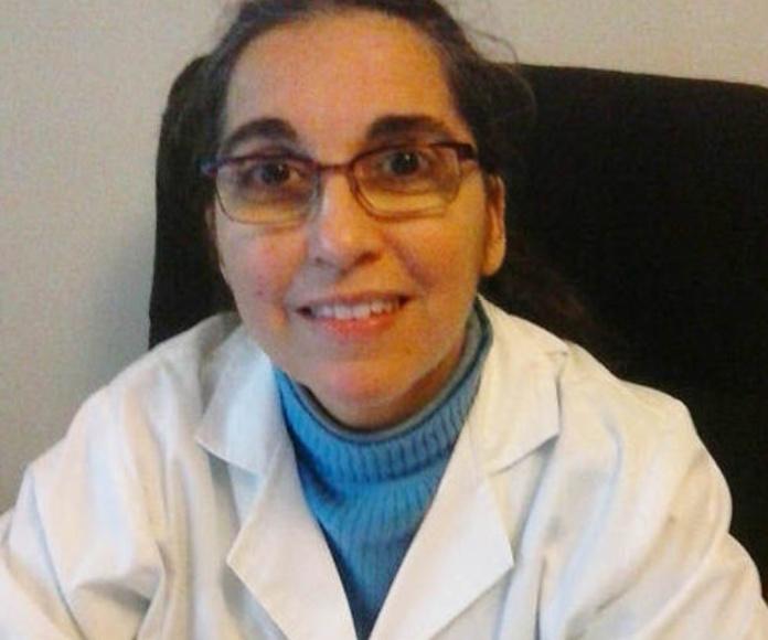 Isabel Mayordomo Giner. Doctora en farmacia, asesora nutricional y auriculoterapeuta