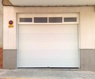 Instalación de puertas automáticas