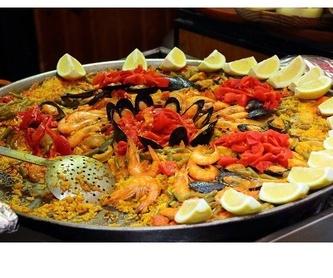 Mariscos: Carta de Restaurante Botavara