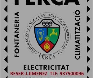 Reser - Instalaciones J.Jimenez. Asociados al gremio de instaladores del Maresme.