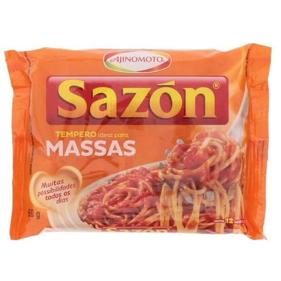 Sazon Tempero Pastas 12 sobres: PRODUCTOS de La Cabaña 5 continentes