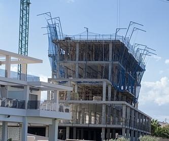 Trabajos especiales: Servicios de Construcciones Folmur, S.L.
