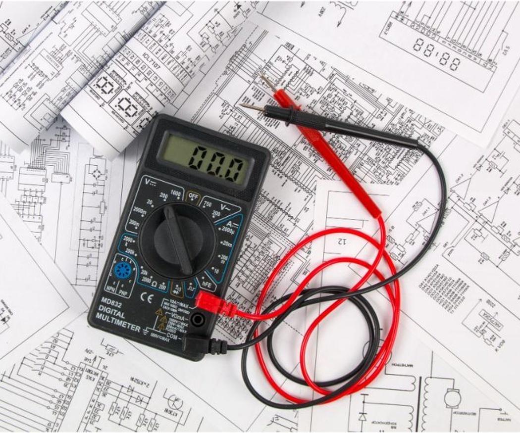 Los requisitos de los proyectos eléctricos