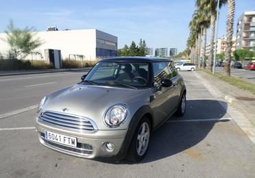 Mini Cooper D  año 2007 pvp 8500 €uros