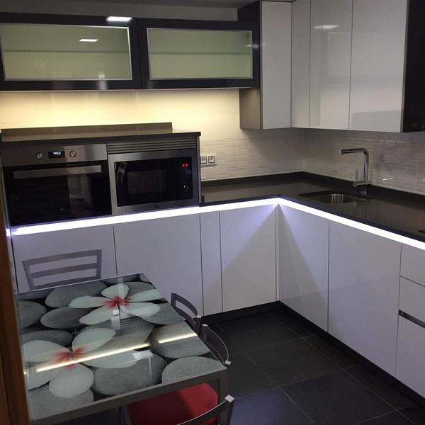Cocinas modernas en Alcalá de Henares con los muebles de Mardi