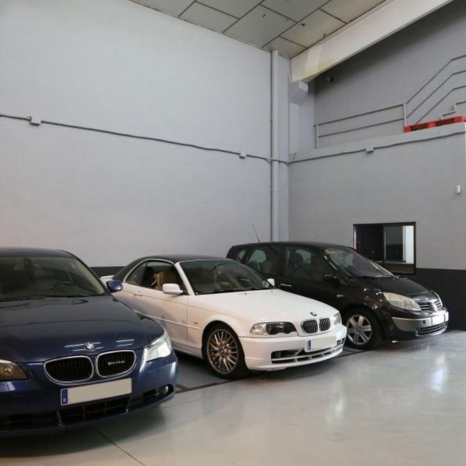 Algunas de las marcas de coches con las que trabajamos