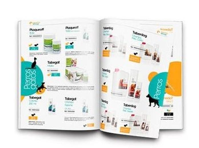 Diseño y maquetación de catálogos. Diseño editorial