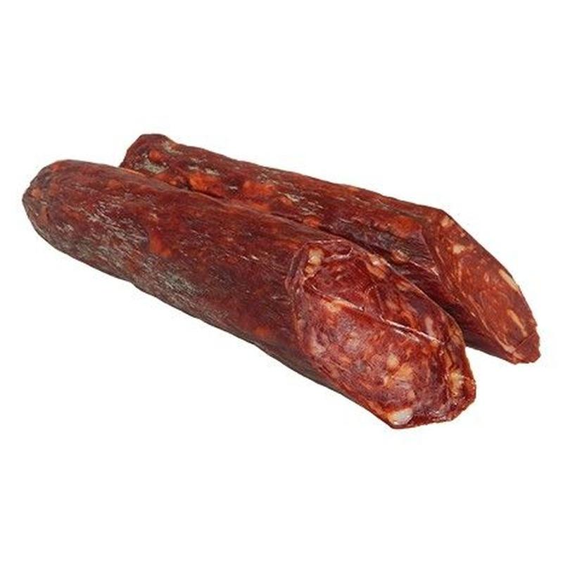 Chorizo serrano: Productos de Cárnicas Carmona