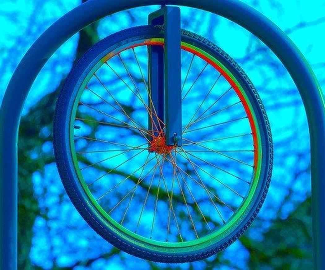 Las primeras bicicletas