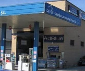 NUEVO SERVICIO DE LIMPIEZA DE VEHÍCULOS: Nuestros servicios de Gasoils Carreras