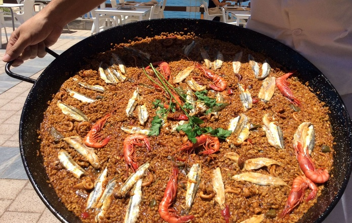 Arroces: Carta de Muro de la Sal