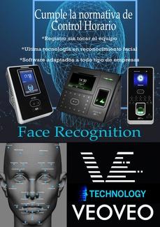 El reconocimiento facial se antepone al sistema biometrico (huela)