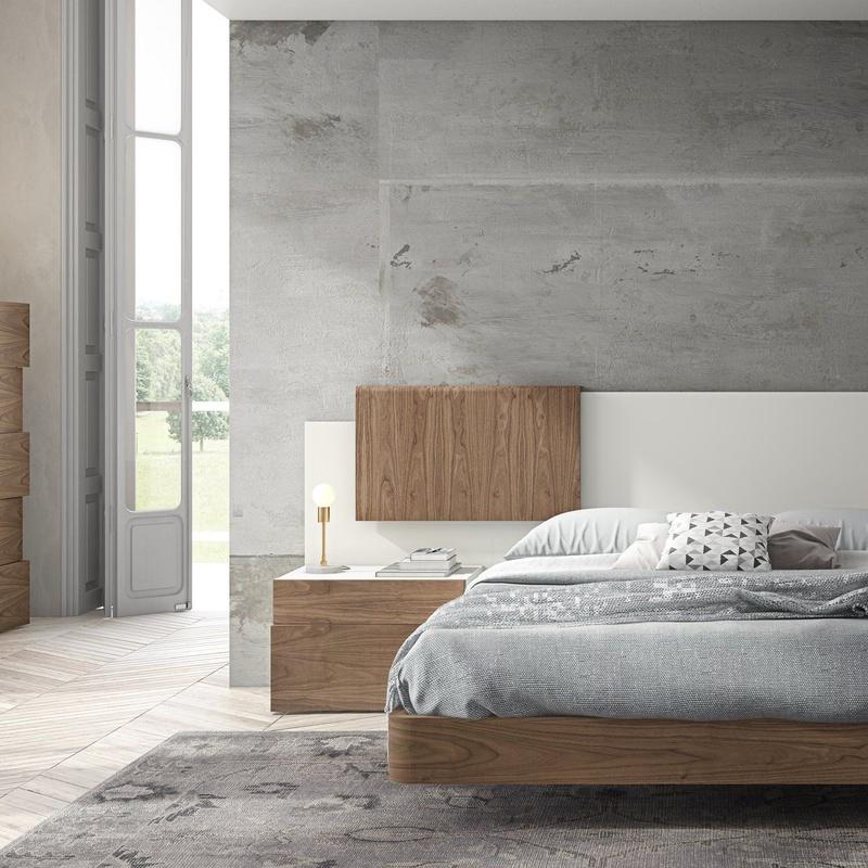 Dormitorio matrimonio de estilo contemporáneo: Productos de Gemma Nature