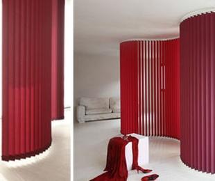 Vertical curtains