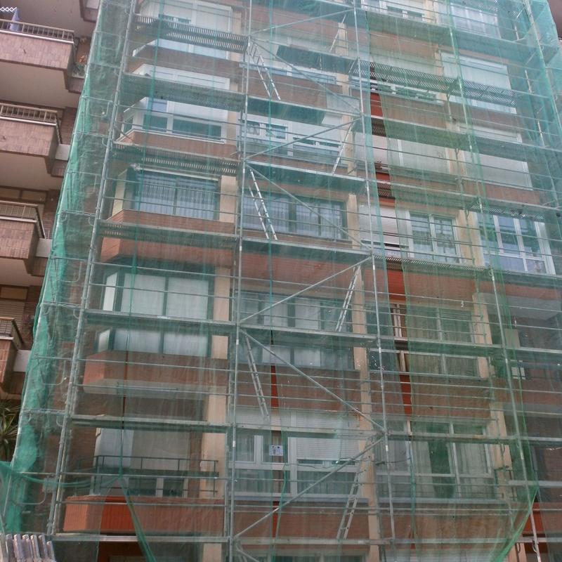 Impermeabilización de fachadas en Santander