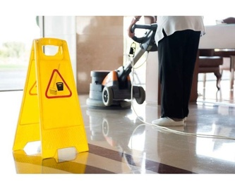 Abrillantado de pavimentos: Servicios de MATIS NET Servicios de Limpieza