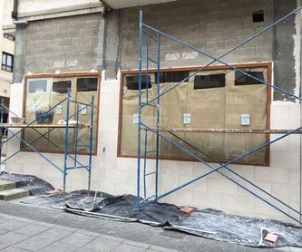 Venta de pizarra para tejados: Servicios de Reformas Integrales Ferteja, S. L.