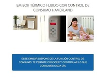 Emisor térmico digital programable