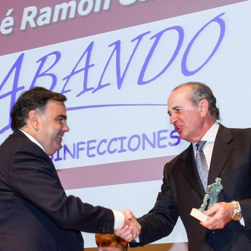 PREMIO CONFEBASK 2013 - DESINFECCIONES ABANDO