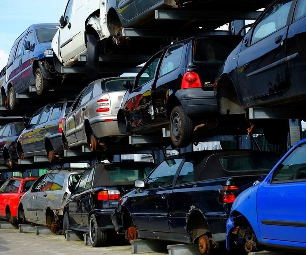 El proceso de reciclaje de un coche: ¿para qué se usan las piezas?