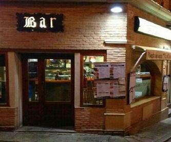 Menú 2: Productos y Servicios de Restaurante La Cuesta