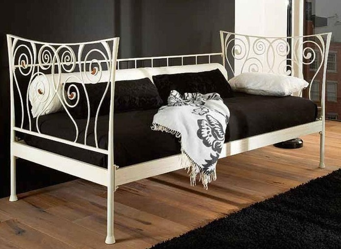 Sofa-cama Marbella: Catálogo de muebles de forja de Forja Manuel Jiménez