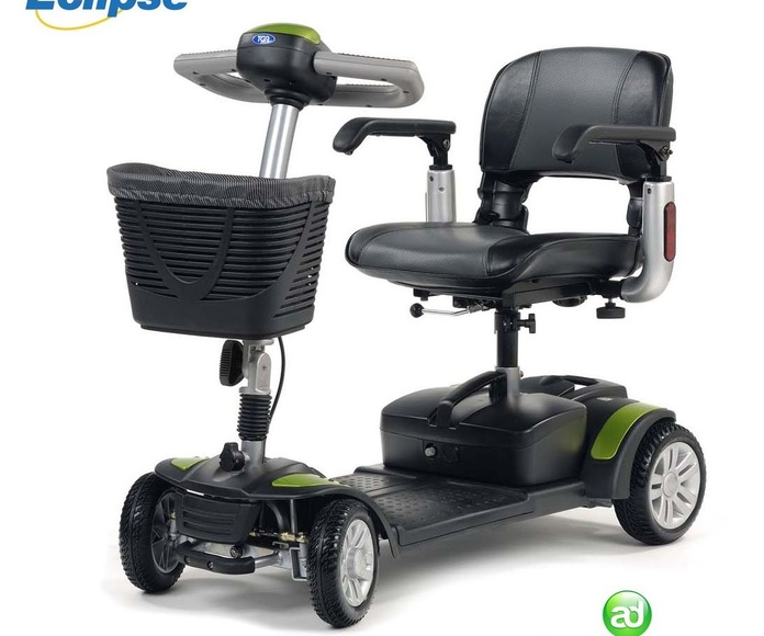 """Scooter """"Eclipse"""""""