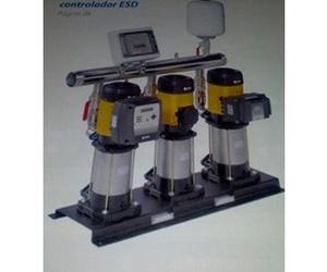 Instalación de agua y gas