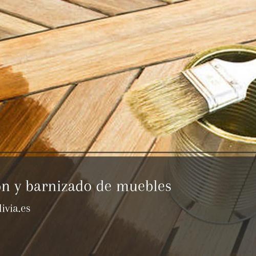 Barnizados y lacados en Talavera de la Reina | Lacados Valdivia