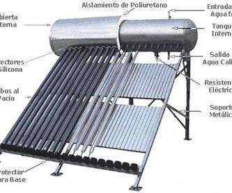 paneles solares: Servicios de Fontanería Tavio