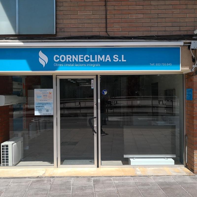 Nuevas Instalaciones: SERVICIOS de Instalaciones Corneclima