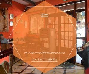 Restaurante con terraza Manresa | La Taverna del Pintxo